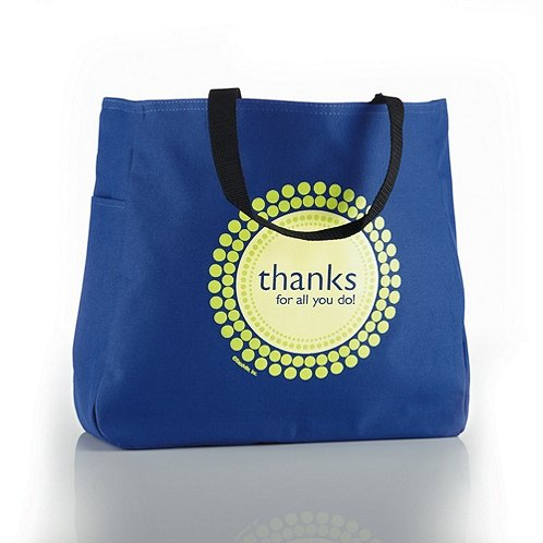 Tote bag thanks for all you do at Thanks for all you do gifts