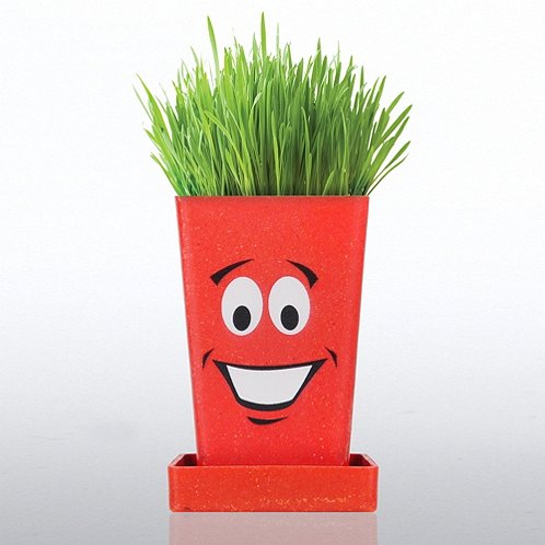 Playful Plants - Going the Extra Mile for Smiles