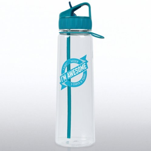 Keep It Cool Water Bottle I M Awesome At Baudville Com