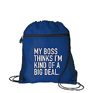Team Gear Drawstring Bag