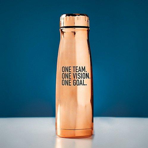 Metallic Pop Urban - One Team. One Vision. One Goal.