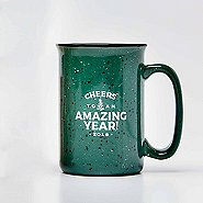 Tall Campfire Mug - Cheers to an Amazing Year! 2018