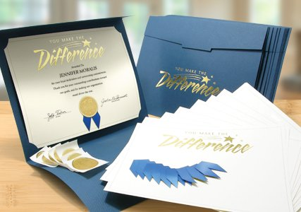 award certificates for volunteer appreciation made easy