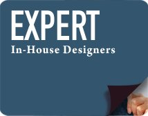 Expert In-House Designers