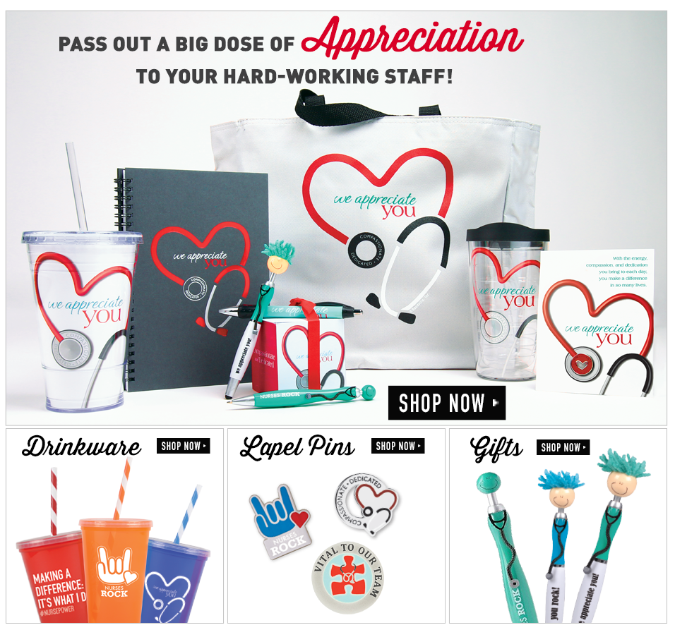 baudvilles collection of healthcare themed gifts will make showing appreciation easy looking for national nurses week gift and celebration ideas