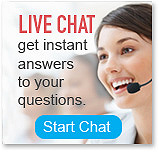 live chat: get instant answers to your questions.