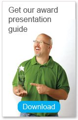 Get our award presentation guide.