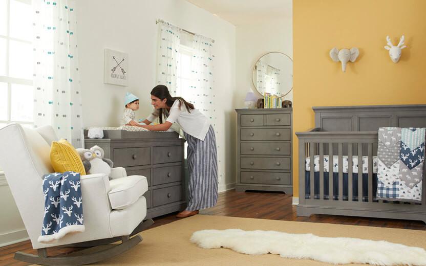 Nursery Ideas Option 4