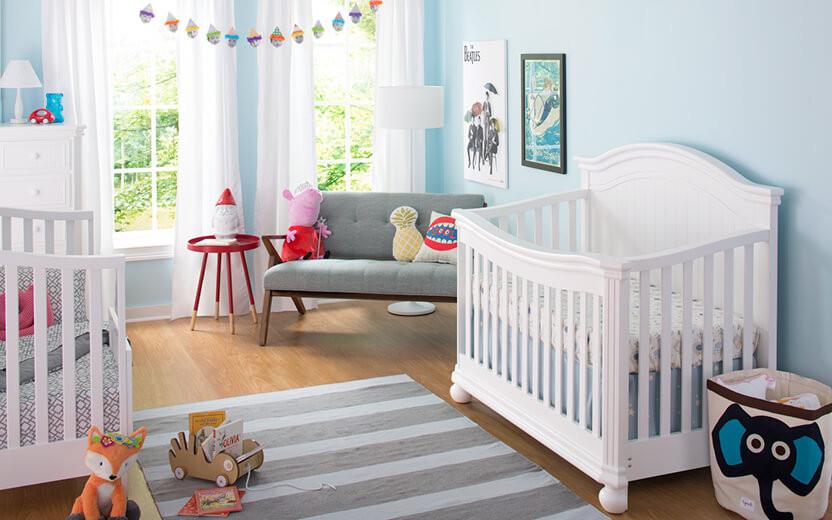 Nursery Ideas Option 1