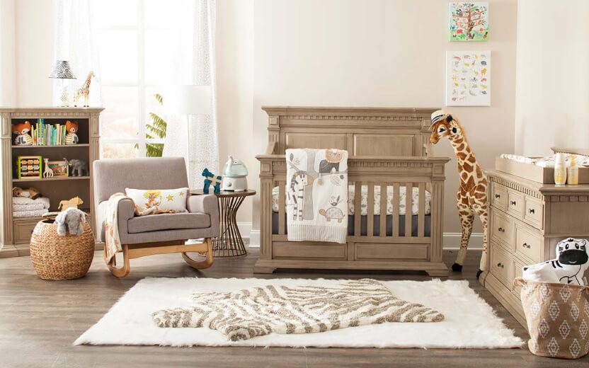 Nursery Ideas Option 2
