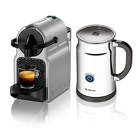Nespresso Inissia Espresso Maker Bed Bath And Beyond