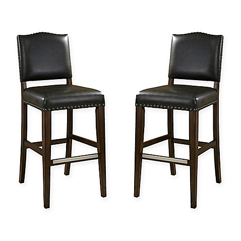 American Heritage Worthington Counter Height Stool Set Of