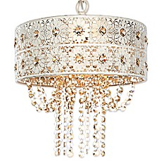 image of Poetic Wanderlust® by Tracy Porter® Adelia Crystal Hanging Lamp