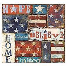 image of American Patch 12-Inch x 12-Inch Scrapbook