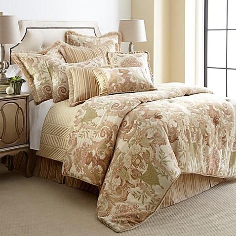 buy horn 174 classics cherub california king comforter set in beige from bed bath beyond