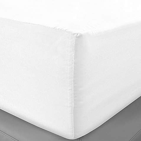 therapedic® microshield mattress protector - bed bath & beyond