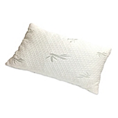 image of New Domaine Viscose Rayon Shredded Latex Pillow