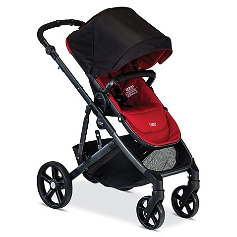 BRITAX B-Ready® Stroller in Poppy