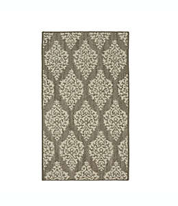 Tapete con diseño de rombos Mohawk Home® Signature de 76.2 cm x 1.16 m en gris