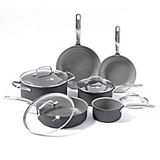 image of GreenPan™ Chatham Ceramic Nonstick 10-Piece Cookware Set