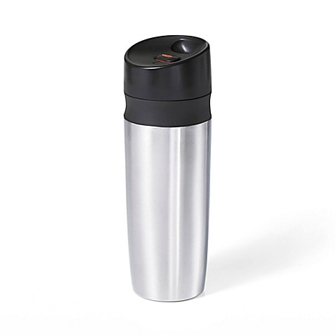 Oxo Good Grips 174 Stainless Steel Double Wall Travel Mug