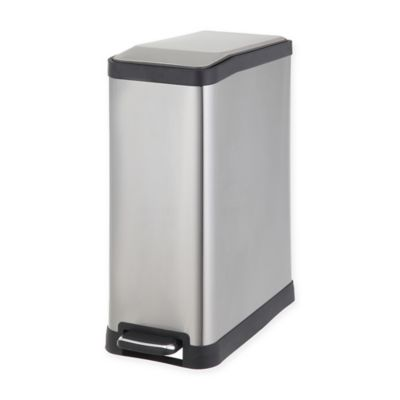 Recycling Trash Cans for Kitchen Plastic Stainless Steel more