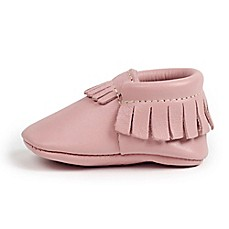 image of Freshly Picked Moccasins in Blush