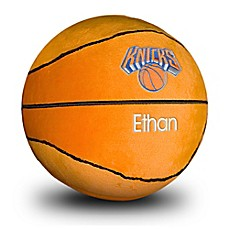 image of Designs by Chad and Jake NBA New York Knicks Personalized Plush Basketball