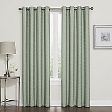 image of Darcy Blackout Grommet Top Window Curtain Panel