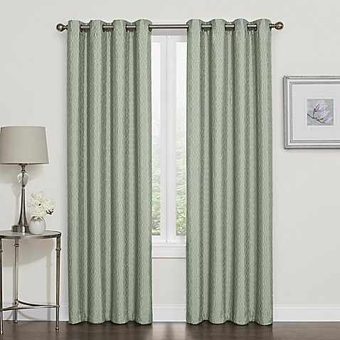 panels nicetown amazon pieces color curtains blackout curtain window draperies grey inch com dp
