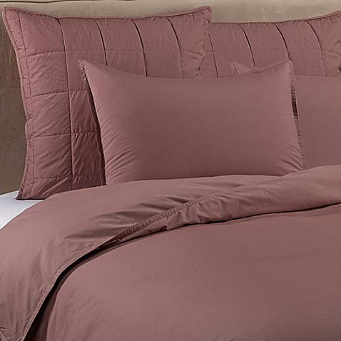 Buy Kenneth Cole New York Escape King Pillow Sham In Plum