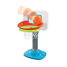 image of Fisher-Price® Grow To Pro® Junior Basketball