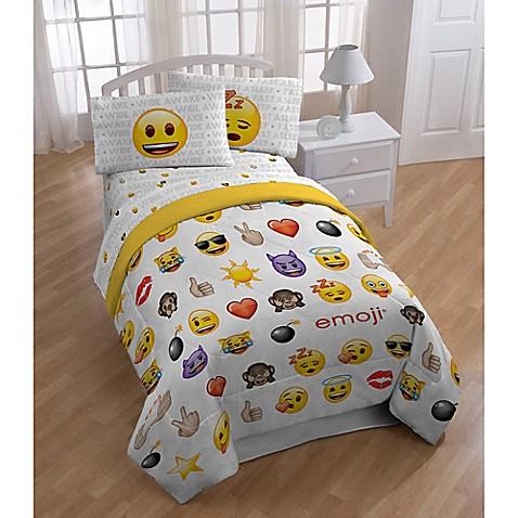 Emoji Comforter Bed Bath Amp Beyond