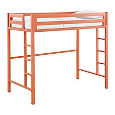 image of Walker Edison Twin Loft Bed