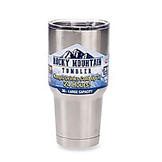 image of Rocky Mountain 30 oz. Tumbler with Lid