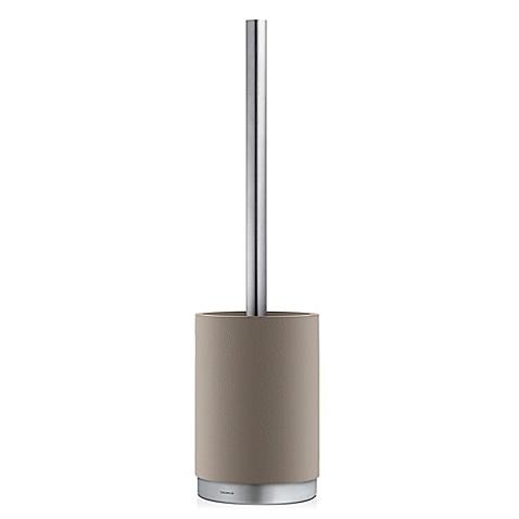 buy blomus ara free standing stainless steel toilet brush. Black Bedroom Furniture Sets. Home Design Ideas