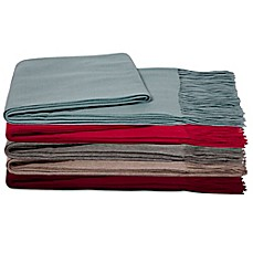 image of Flora Cashmere Achit Throw Blanket