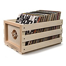 image of Crosley Record Storage Crate