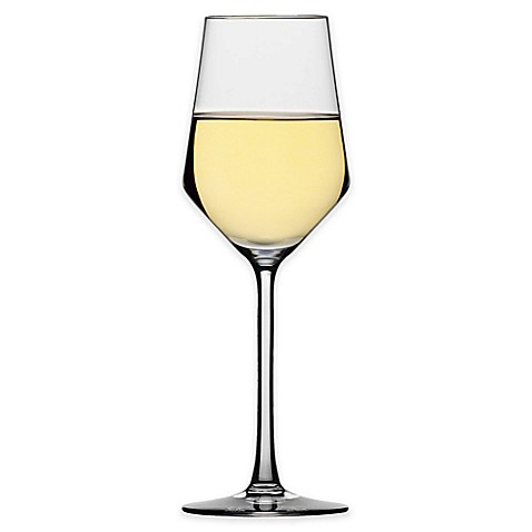 buy schott zwiesel tritan pure riesling wine glasses set of 6 from bed bath beyond. Black Bedroom Furniture Sets. Home Design Ideas
