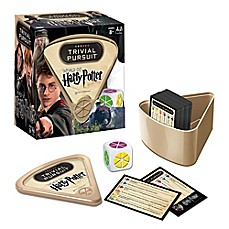 image of Trivial Pursuit: World of Harry Potter Edition