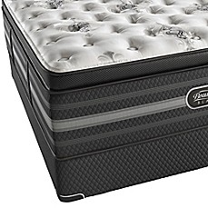 image of Beautyrest Black® Sonya™ Luxury Firm Pillow Top Mattress Collection
