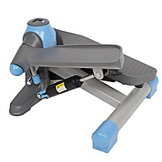image of Mini Twister Elliptical Stepper in Blue