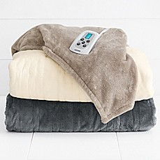 image of Therapedic® Silky Plush Warming Blanket