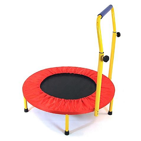 fun and fitness for kids trampoline bed bath beyond. Black Bedroom Furniture Sets. Home Design Ideas