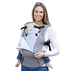 image of lillebaby® COMPLETE™ ALL SEASONS Baby Carrier in Stone