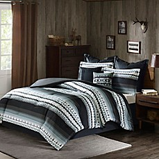 lodge style bedding & bedding sets, lodge curtains - bed bath & beyond