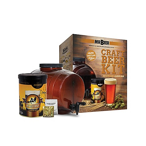 Brew Your Own Beer Kit Bed Bath And Beyond