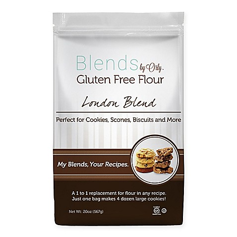 Blends by orly 6 pack gluten free flour london blend bed bath blends by orlytrade 6 pack gluten free flour london blend negle Image collections