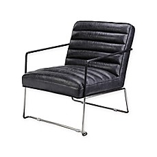 Image Of Moeu0027s Home Collection Desmond Leather Chair