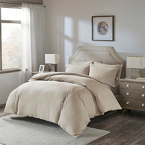 Buy Madison Park European Cotton California King Duvet
